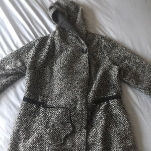 Free People Heavy Coat Size Small
